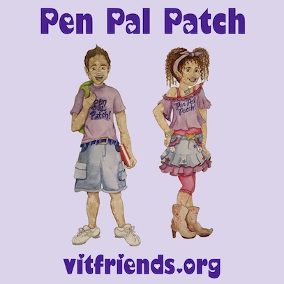 Vitiligo Pen Pal Patch